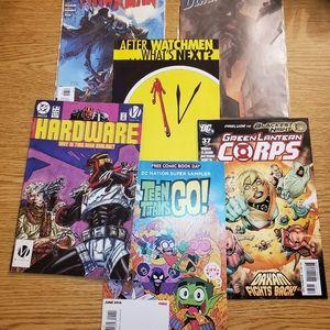 Random Comics Bundle